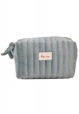 Beit RAMLA make up bag - Delta sky blue