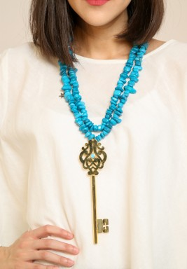 Key it Necklace