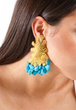 Corallo Beach Earrings -Pre order