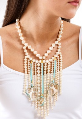 Big Shell Necklace -Pre order