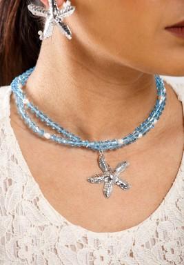 Silver Star Necklace Pre order