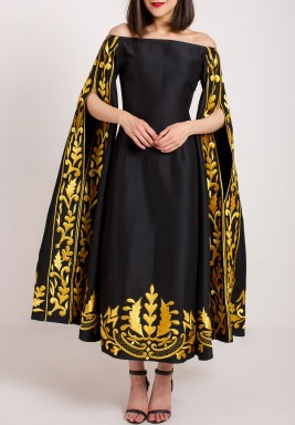Her Majesty kaftan