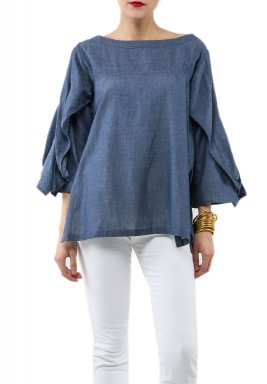Ritsh Kumar-denim love top