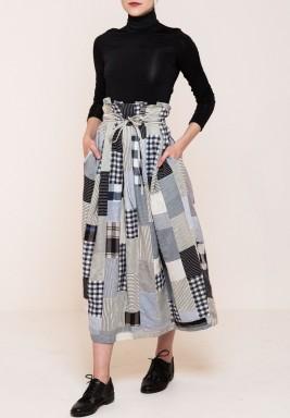 Doodlage Paperbag skirt