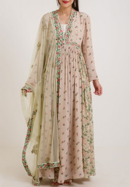 Nikasha  Anarkali Dress