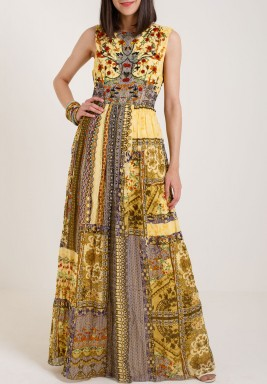 Bhanuni by Jyoti Sleeveless Dress