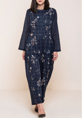 Doodlage Embroidered jumpsuit
