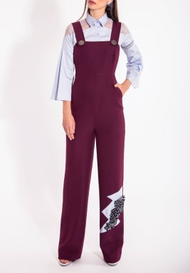 Kanika Goyal bolt jumpsuit