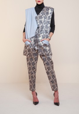 Kanika Goya maple slim pants