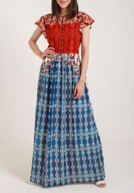 Bhanuni by Jyoti  Short Sleeves Dress