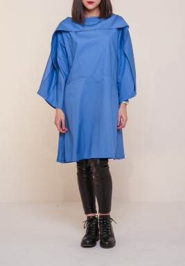 Ritsh Kumar-Blue structured top