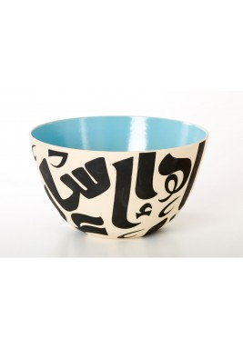 Salad bowl 24cm - Blue