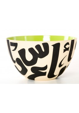 Green Salad Bowl 27cm