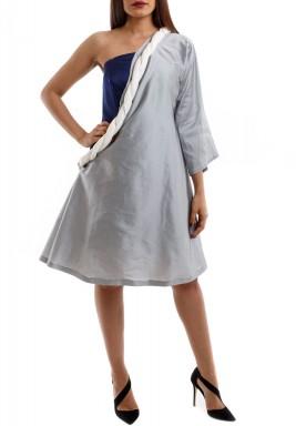 Silver Side Dress