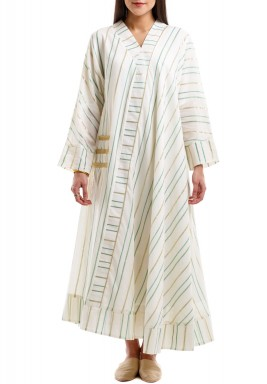 Mint breeze kaftan
