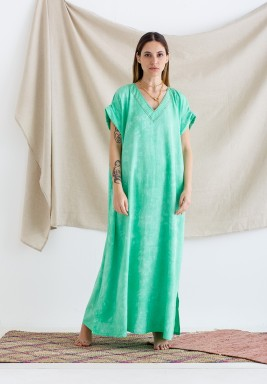 Emerald Kaftan