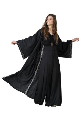 Tampa black kimono