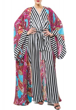 Kimono jumpsuit