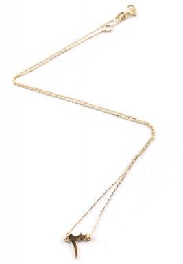 Thalatha Necklace (Yellow Gold)