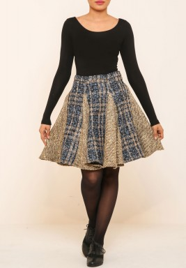 Rendezvous skirt Blue