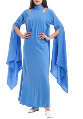 The biba kaftan blue