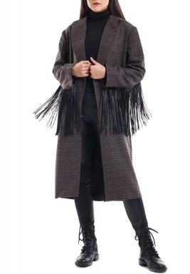 Fringe Coat