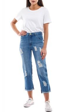 Bipolar blue pants