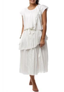 The layered dress