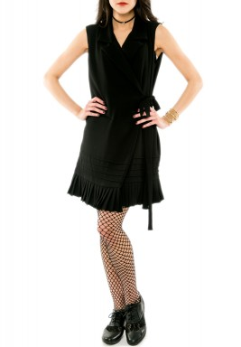 Shadow vest/dress