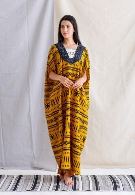 African Dijon Kaftan