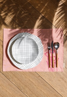Tulips Placemat (Set of 4)