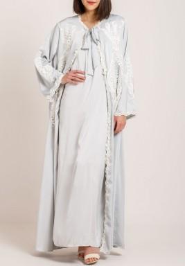 Romatic silk set