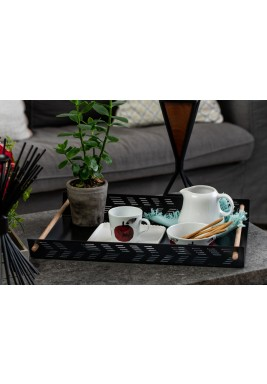 Flat Trays (black)