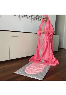 Prayer set pink