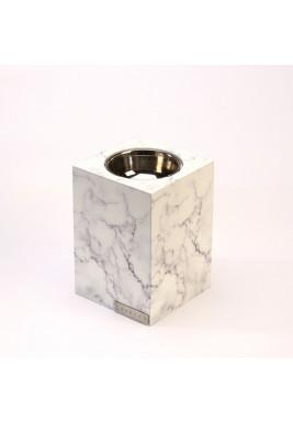 White marble mubkhar