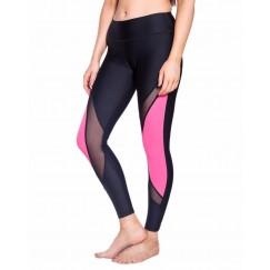 Feirce Pink Leggings