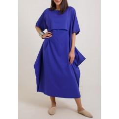 فستان أزرق ماركة Comfy me