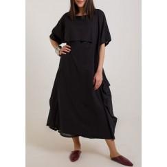 Comfy Me Black Dress