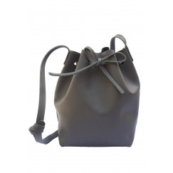 The Bucket Dark Grey Bag