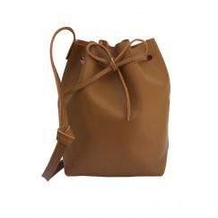 The Bucket Havana Camel Bag