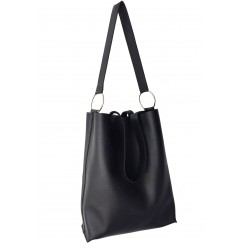 The Everything Tote Black