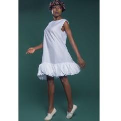 Tent Style Sleeveless Dress