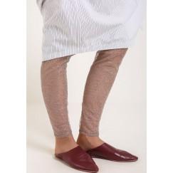 لفافة ساق متعددة باللون الفضي