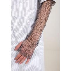 لفافة ذراع سوداء