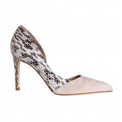 باكس- حذاء خفيف من الجلد المدبوغ