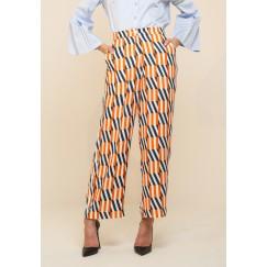 Kanika Goyal Label - Block grid pants