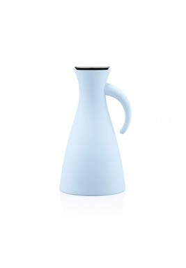 Curve Jug Soft Blue