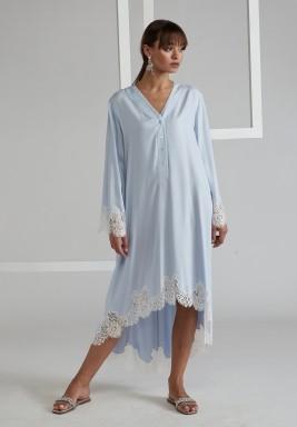 Rayon (natural yarn) Dress