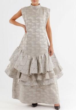 فستان الثريا
