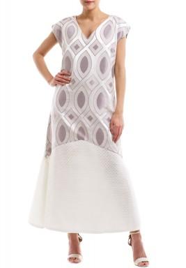 فستان لافاندر المبهج